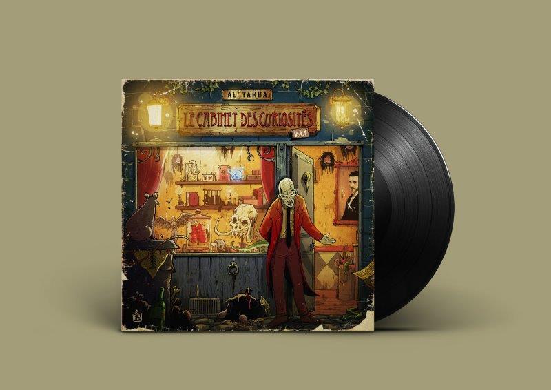 cabinet-des-curiosites-vol-1-par-al-tarba-vinyl